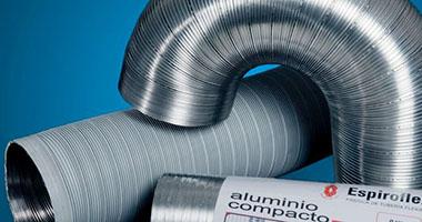 Espiroflex Aluminio Compacto